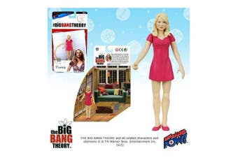 The Big Bang Theory Penny 9.5cm Action Figure Series 1