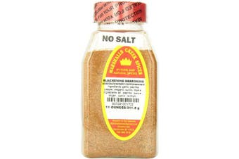 Marshalls Creek Spices Blackening Seasoning No Salt 330ml New