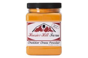 Cheddar Cheese Hoosier Hill Farm Cheez Powder 0.5kg Made By Kraft Tasty New Fast