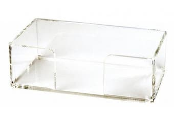 Hand Towel Holder For Paper Hand Towels Bathroom Accessories Acrylic Lucite 6mm