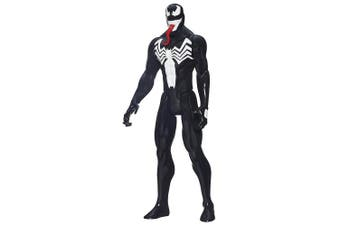 (1) - Spider-man Marvel Ultimate Titan Hero Series Venom Figure 30cm