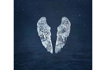 Ghost Stories - Coldplay Coldplay Cd