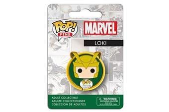 Marvel - Loki Funko Pop! Pins Toy