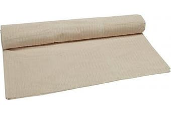 (8x10) - Rug Stop Natural Rubber Non-slip Indoor Rug Pad, Size: 2.4m X 3m Rug Pad New