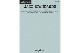 Jazz Standards: Easy Piano (BudgetBooks)