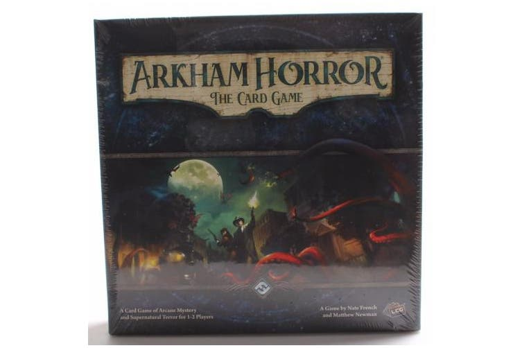 Arkham Horror The Card Game -