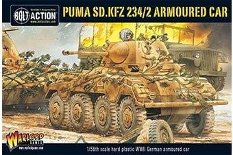 Bolt Action - Puma, Sd.kfz 234/2 Armoured Car - Wgb.wm.506 - Warlord Games -