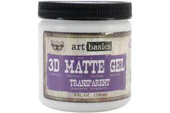 Finnabair Art Basics 3D Matte Gel 250ml