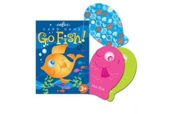 Eeboo Playing Cards - Colour Go Fish