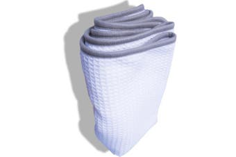 (White) - desired body Fitness Gym Towel for Workout, Sports and Exercise - Soft, Lightweight, Quick-drying, Odour-free