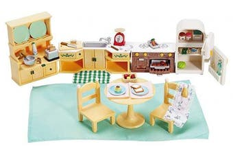 (Calico Critters Deluxe Kozy Kitchen Set) - Calico Critters Kozy Kitchen Set