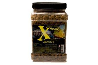 Xtreme Aquatic Foods 2152-f Monster Pellet Fish Food New
