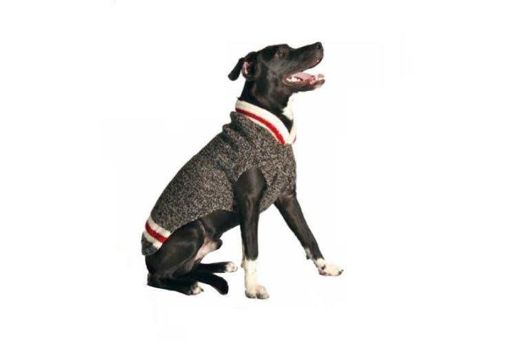 Chilly Dog Boyfriend Dog Sweater, X-large