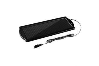 Thunderbolt Solar Battery Charger 1.5 Watt 12v Amorphous Crystal