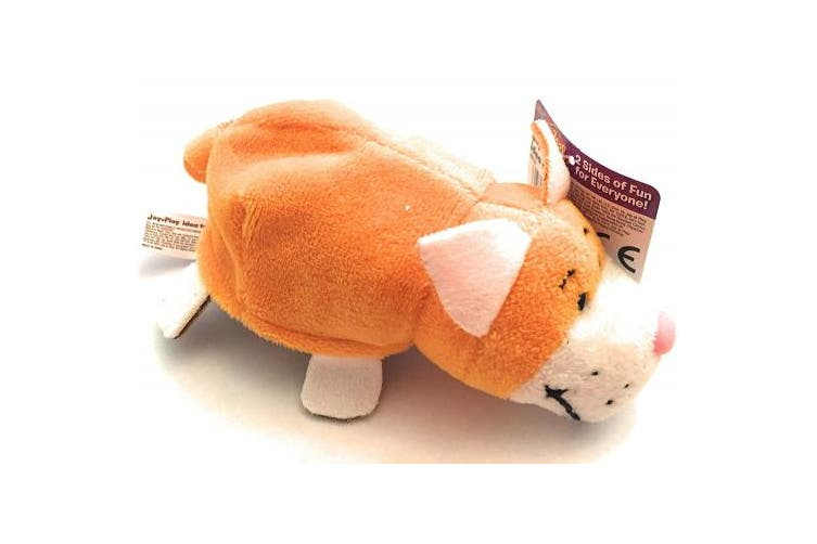 Flipzee The 13cm Baby Flipazoo With 2 Sides Of Fun For Everyone - Each Huggable Is
