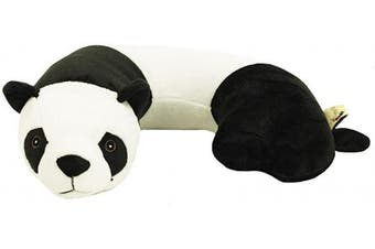 (Panda) - Critter Piller Kid's Neck Pillow, Panda