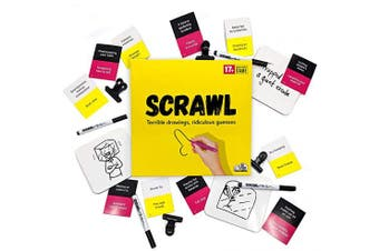 Big Potato Scrawl: The Adult Party Game Where Innocent Doodles Turn Dirty