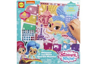 Shimmer And Shine Sparkle Mosaics New