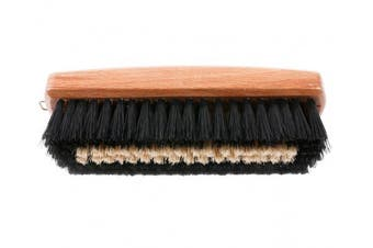 (Light Wood) - Konex Handcrafted Clothes Brush, New,  .