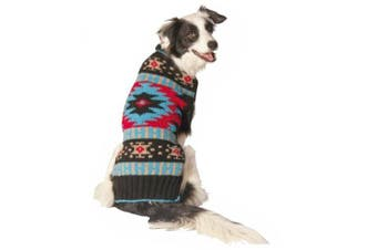 (x-large) - Chilly Dog Navajo Dog Sweater, X-large