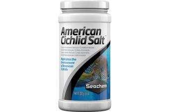 Seachem American Cichlid Salt 250gram, New,  .