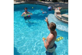 Water Sports Itza Floaty Pong Backyard And Pool Game, New,  .