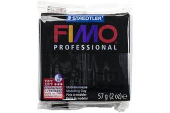 (Black) - Fimo Professional Soft Polymer Clay 60ml