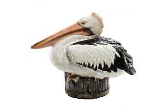 Design Toscano Dock Of The Bay Pelican Statue, New,  .