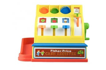 Basic Fun Fisher-price Cash Register New