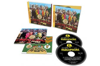 Sgt. Pepper's Lonely Hearts Club Band [50th Anniversary Edition 2 CD]