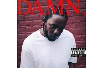 Damn CD by Kendrick Lamar 1Disc