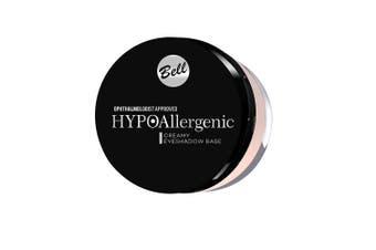 Bell Hypoallergenic Creamy Eyeshadow Base Primer New Formula