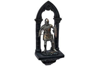 (Sir Gavin) - Design Toscano Knights of the Realm 3-Dimensional Wall Sculpture - Sir Gavin