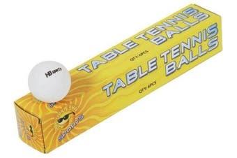 (1, ORIGINAL PACKING) - Henbrandt Table Tennis Balls