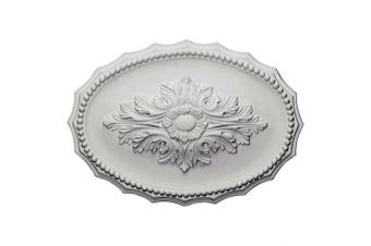 (Whole) - Ekena Millwork CM16OX 43cm W x 30cm H x 3.8cm Oxford Ceiling Medallion