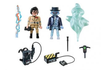 Playmobil 9224 GhostbustersTM Spengler with Ghost