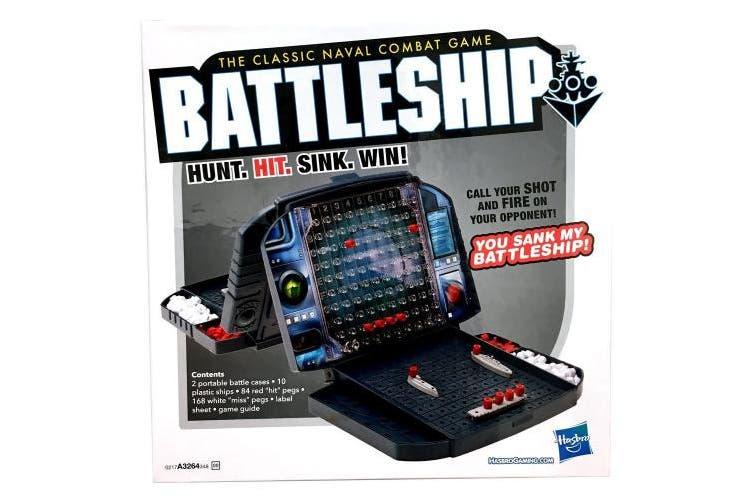 Hasbro Gaming A32643480 Battleship Game