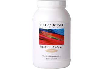 Thorne Research - MediClear-SGS - Vanilla Flavour - Rice and Pea Protein-Based Drink Powder with a Complete Multivitamin-Mineral Profile and Flavonoids - 1120ml