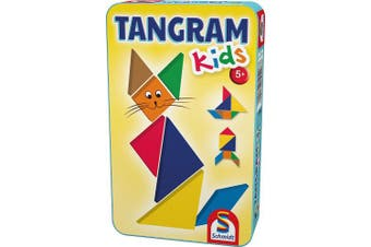 Schmidt Spiele 130570cm Tangram - Children Learning Game