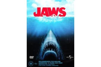 Jaws  [Region 2]