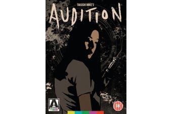 Audition [Region 2]