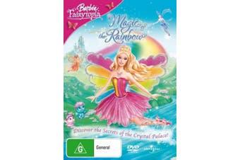 Barbie: Magic of the Rainbow [Region 4]
