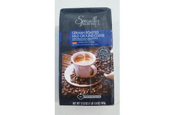 German Roasted Mild round Coffee Specially Sellected IMported From Germany 500ml