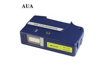 Aua Fibre Optic Fibre Optic Connector SC, FC, LC, Cleaner, D4, DIN (Blue)