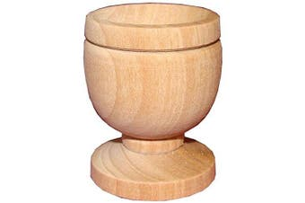Olive Wood Communion Cups - 100 Pieces From Bethlehem Holy Land by Bethlehem Gifts TM