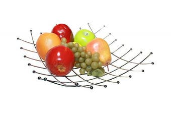 Fruit Basket - Metal 33cm X 33cm
