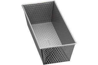 (25 cm) - Kaiser Loaf Pan, Stainless Steel, Black, 25 cm