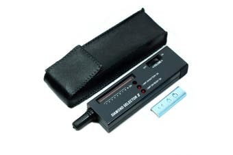 Professional Jeweller High Accuracy Diamond Tester For Novice and Expert - Diamond Selector II 9V Battery Included