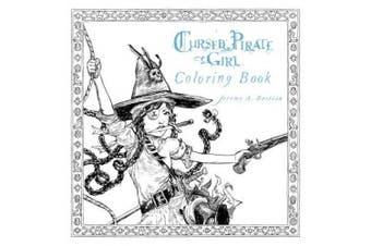 Cursed Pirate Girl Coloring Book
