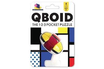 "Brainwright QBOID ""Qboid The 1-5.1cm - 7.6cm Pocket Puzzle"